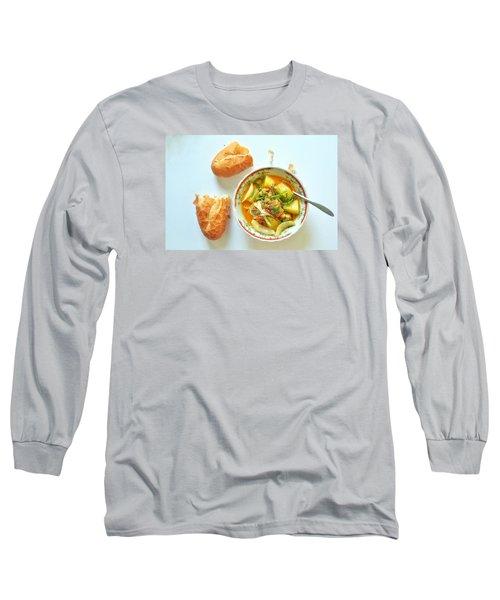 Chicken Curry2 Long Sleeve T-Shirt