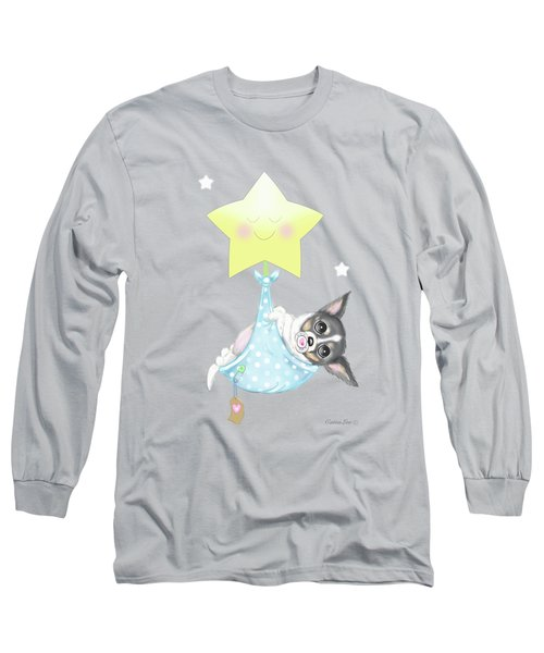Chihuahua Cookie Baby Long Sleeve T-Shirt
