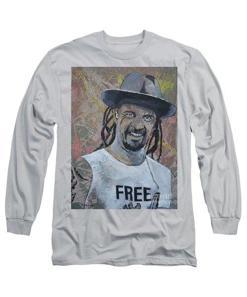 Chillin At Pisgah Long Sleeve T-Shirt