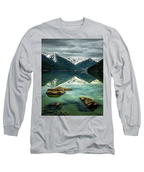 Chilliwack Lake Serenity Long Sleeve T-Shirt