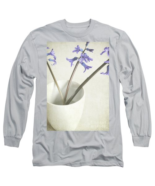 Long Sleeve T-Shirt featuring the photograph China Cup by Lyn Randle