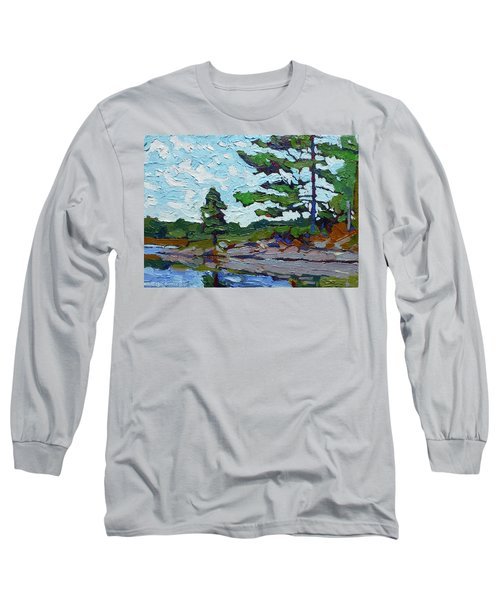 Chip's Elbow Long Sleeve T-Shirt