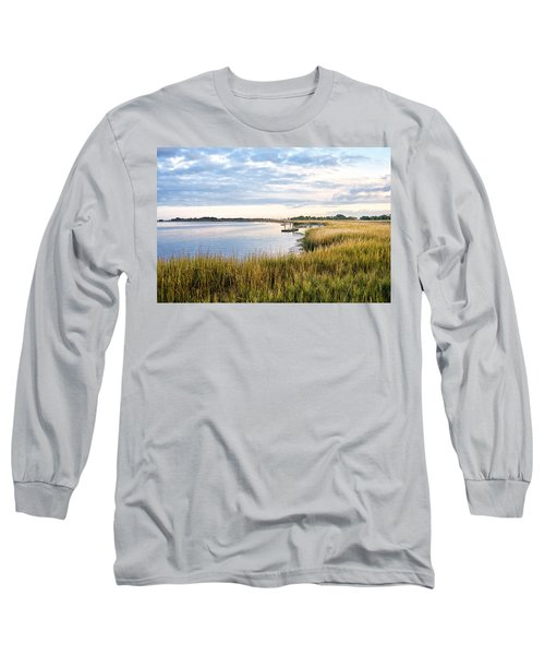 Chisolm Island Shoreline  Long Sleeve T-Shirt