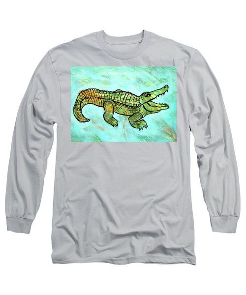 Chomp Long Sleeve T-Shirt