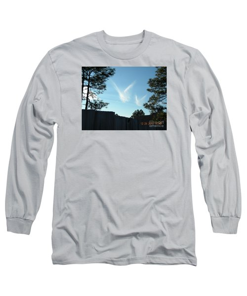 Christmas Angels Long Sleeve T-Shirt
