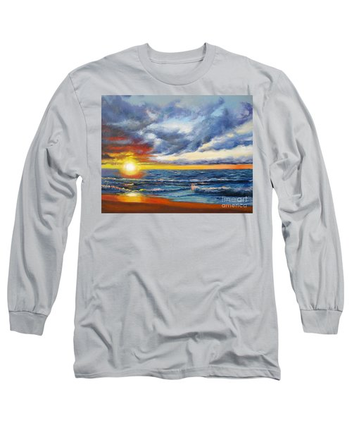 Christmas Cove Long Sleeve T-Shirt