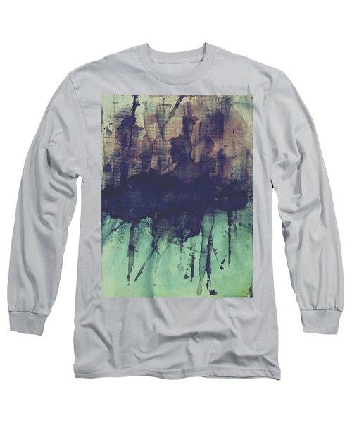 Christmas Shopping Long Sleeve T-Shirt