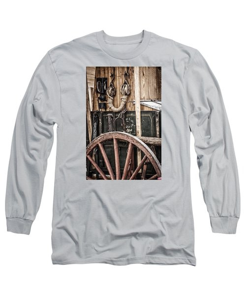 Chuck Wagon Long Sleeve T-Shirt