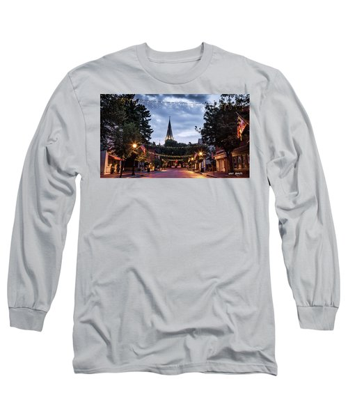 Church Circle Long Sleeve T-Shirt