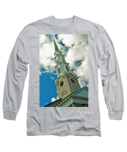 Churche Steeple Long Sleeve T-Shirt