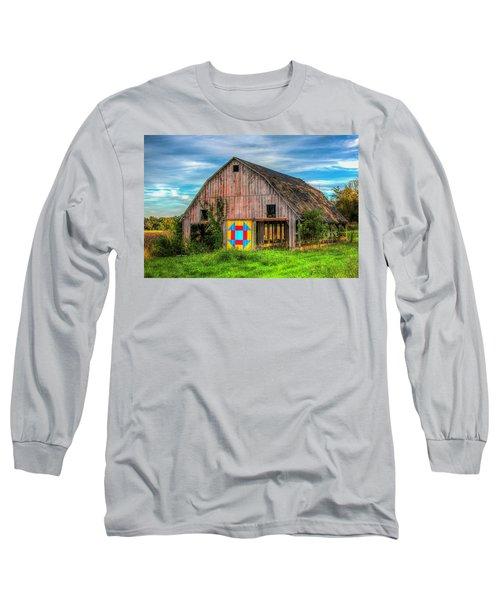Churn Dash  Long Sleeve T-Shirt