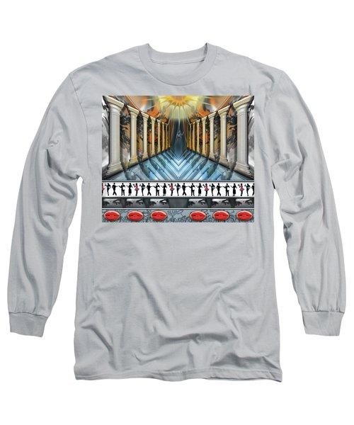 Cigar Randy's Umbrage   Long Sleeve T-Shirt