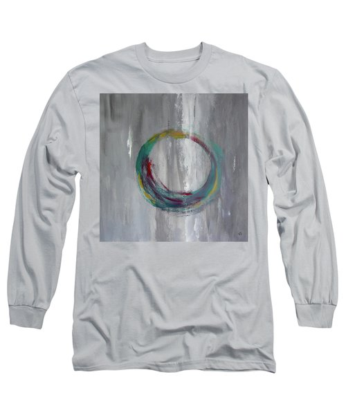 Vortex Long Sleeve T-Shirt by Victoria Lakes