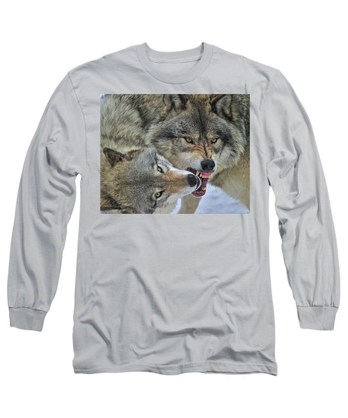 Long Sleeve T-Shirt featuring the photograph Circle by Tony Beck