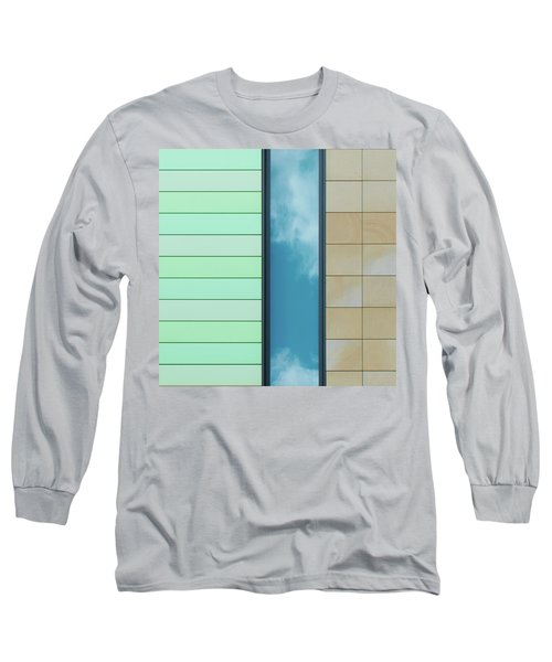 City Abstract Long Sleeve T-Shirt