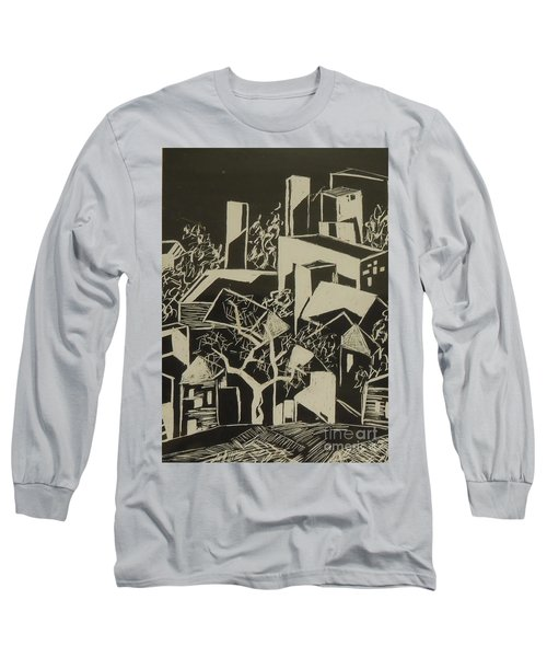 City By Moonlight - Sold Long Sleeve T-Shirt