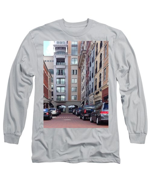 City Scene Long Sleeve T-Shirt
