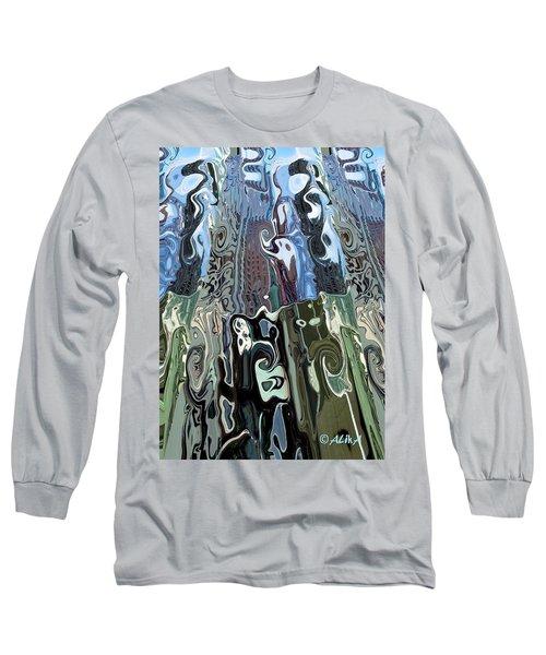 City Towers Long Sleeve T-Shirt