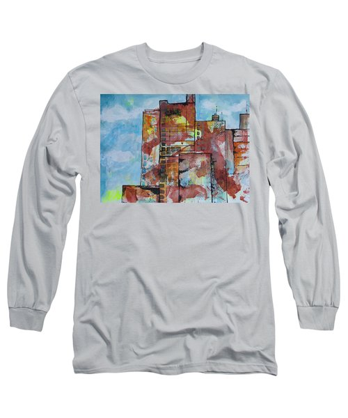 Cityscape 230 Long Sleeve T-Shirt