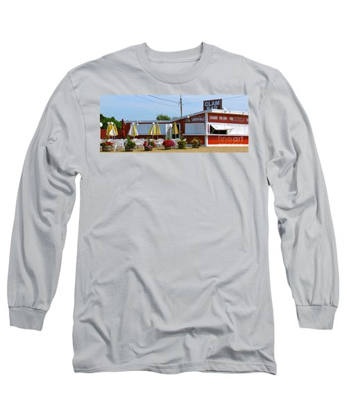 Clam Bar Long Sleeve T-Shirt