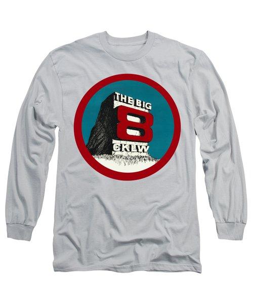 Classic Cklw Logo Long Sleeve T-Shirt
