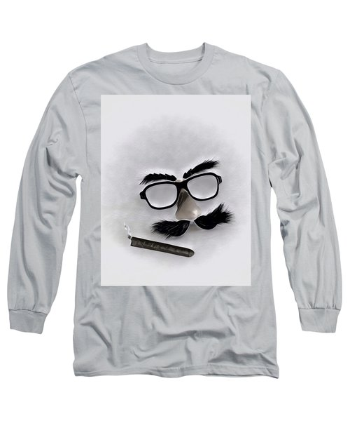 Classic Groucho Long Sleeve T-Shirt