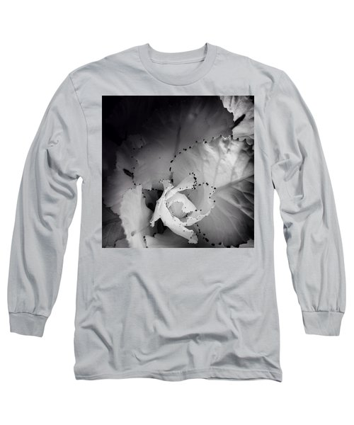 Clearly Bloomed Long Sleeve T-Shirt