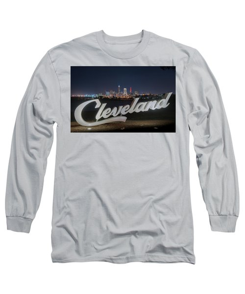 Cleveland Pride Long Sleeve T-Shirt