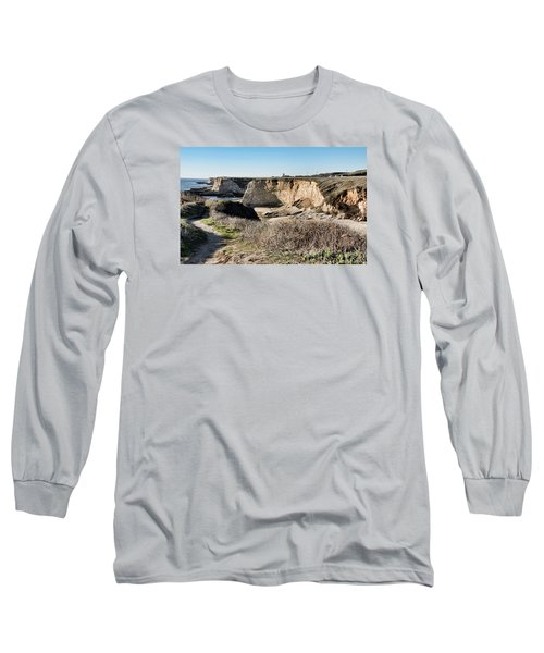 Cliff Top Long Sleeve T-Shirt