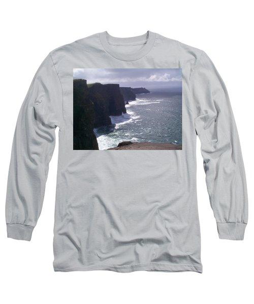 Cliffs Of Moher Long Sleeve T-Shirt