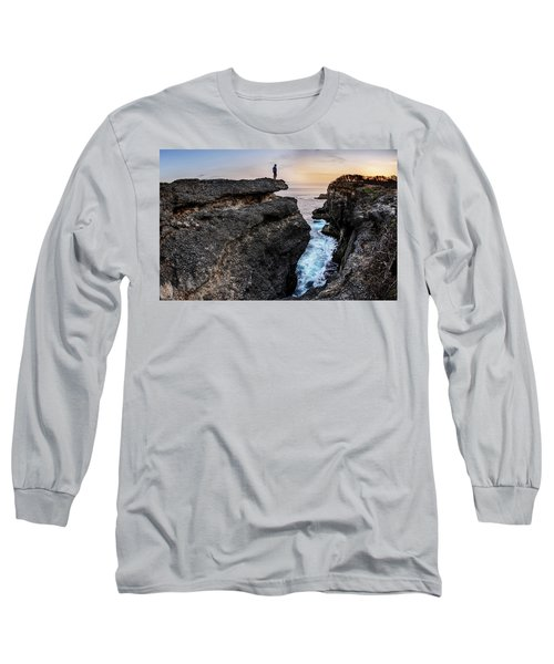 Close To Nature Long Sleeve T-Shirt