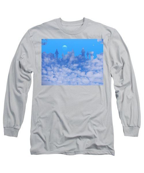 Cloud Castle Long Sleeve T-Shirt
