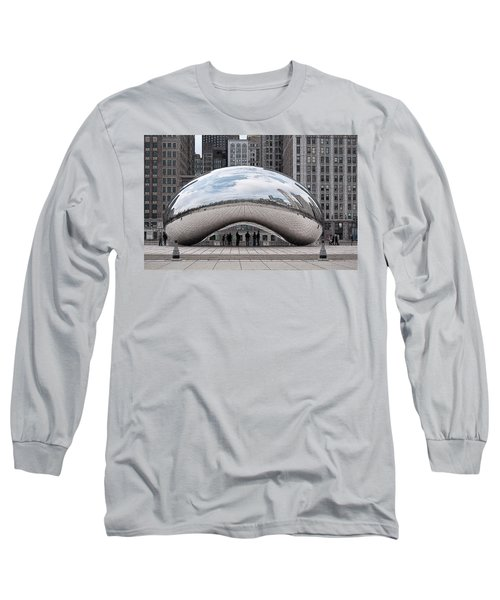 Cloud Gate Long Sleeve T-Shirt