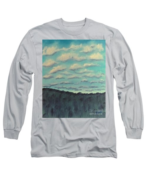 Cloud Study Long Sleeve T-Shirt