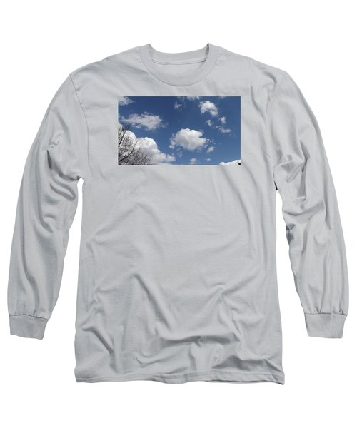Long Sleeve T-Shirt featuring the photograph Cloudbank 3 by Don Koester