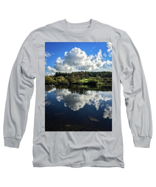 Clouded Visions Long Sleeve T-Shirt