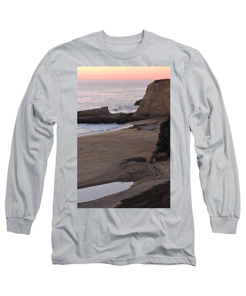 Coastal Tide Pool Long Sleeve T-Shirt
