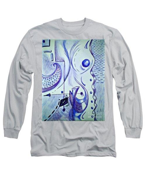 Cobalt Awakening  Long Sleeve T-Shirt