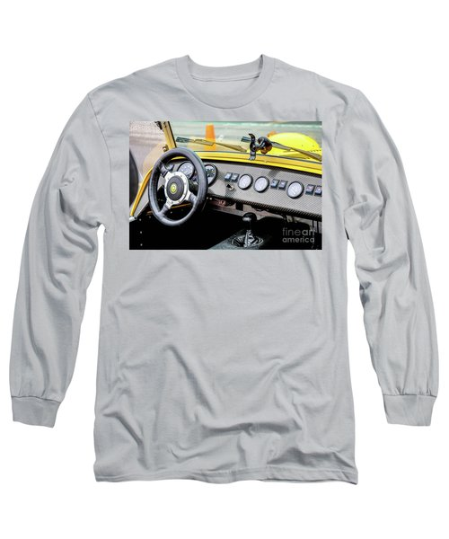 Cockpit 7 Long Sleeve T-Shirt