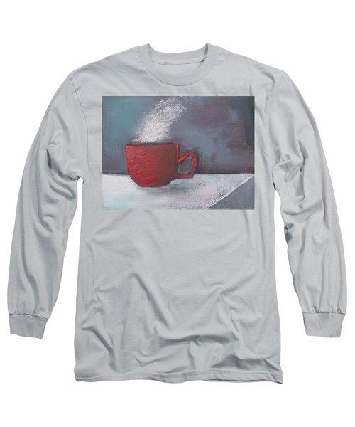 Coffee Is Ready Long Sleeve T-Shirt