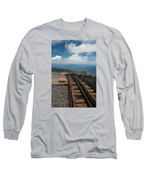 Cog Railway Stop Long Sleeve T-Shirt