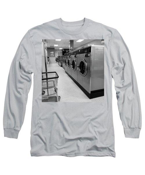 Coin Wash Long Sleeve T-Shirt