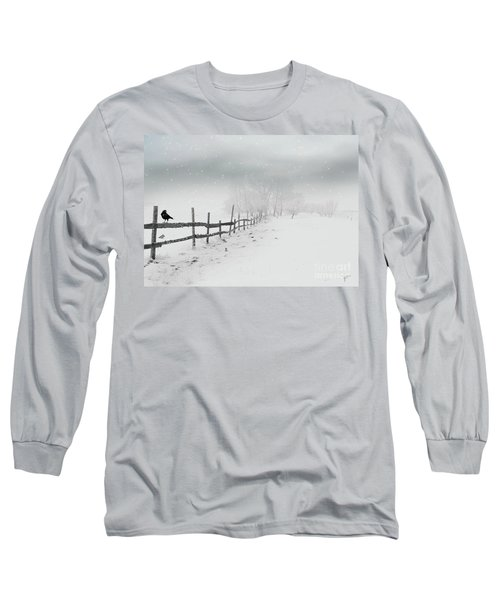 Cold Crow Long Sleeve T-Shirt
