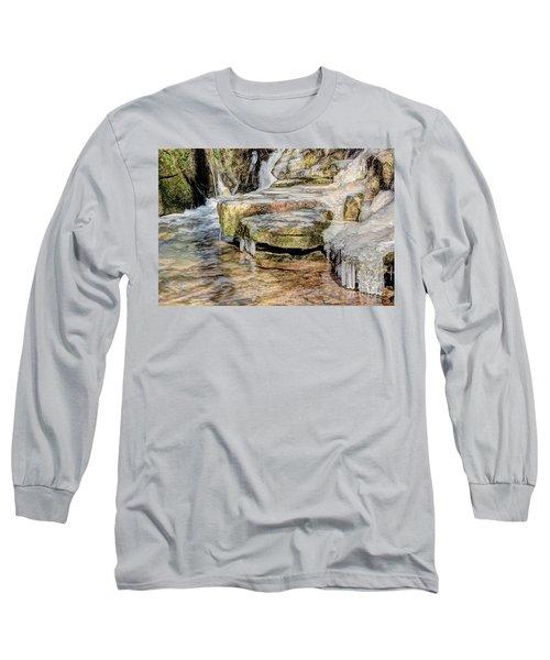Cold Feet Long Sleeve T-Shirt
