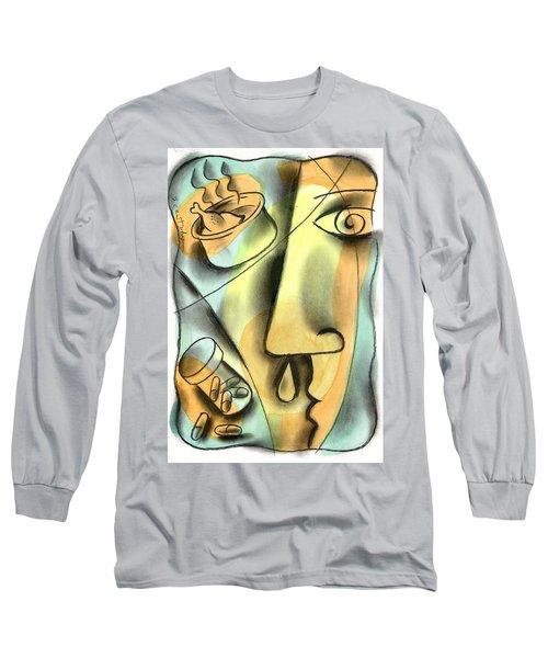 Cold Treatment Long Sleeve T-Shirt