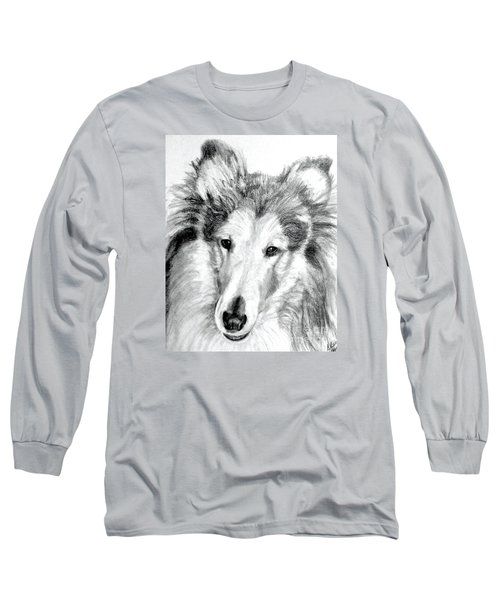 Collie Rough Lover Long Sleeve T-Shirt