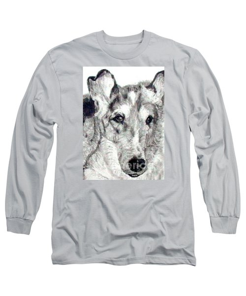 Collie Smooth Lover Long Sleeve T-Shirt