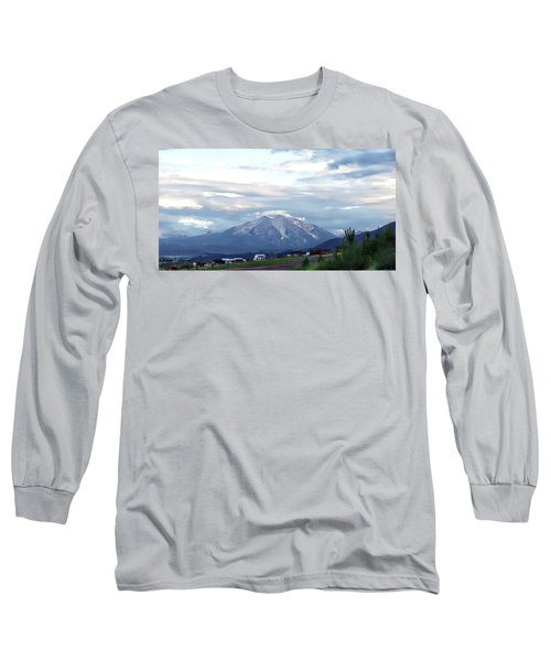 Long Sleeve T-Shirt featuring the photograph Colorado 2006 by Jerry Battle