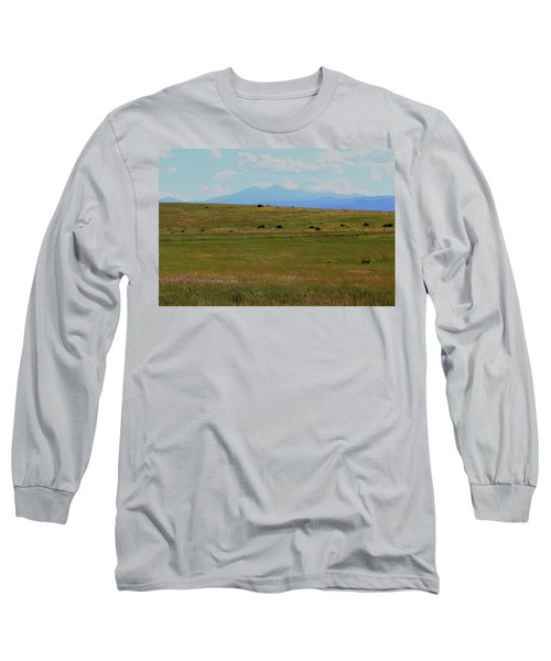 Colorado Grassland Long Sleeve T-Shirt