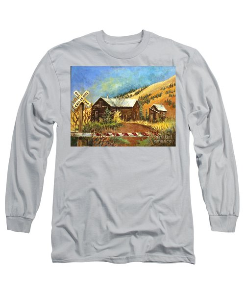 Colorado Shed Long Sleeve T-Shirt